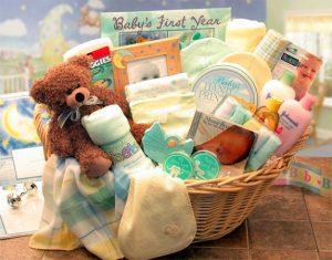 toronto baby gift baskets
